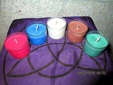 Altar Candle Set ~ Witchcraft Candle ~ Wicca Spell Candle ~ Witchcraft Supply