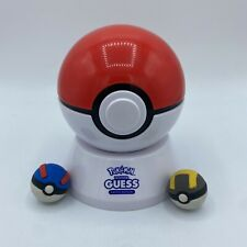 Pokemon Trainer Guess Kanto Edition Electronic Guessing Game Light Up Talking