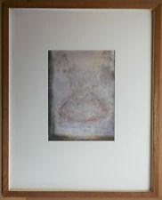 Abstract Vortex. Original Watercolour by listed artist Paul Hempton ARCA 1983