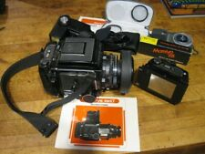 Vintage Mamiya-Sekor RB67 Pro S Camera F127 with Extras 1:3.8 Exc Condition