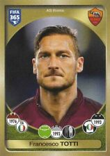 AS Roma Francesco Totti Fans Favourites Panini Fifa 365 Cards 2017-71