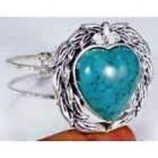 Handmade Turquoise Costume Bracelets