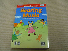 Morton Subotnicks Alfred Creating Music Series Hearing Music Cd Rom Classroom