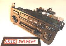 Toyota MR2 MK2 Heater Control Unit (none ac type)  Mr MR2 Used Parts 1989-99