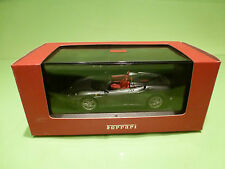 IXO 1:43 FERRARI F430 SPIDER  2005   -  FER019   - IN  ORIGINAL  BOX