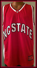 North Carolina State Wolfpack Colosseum Stitched Adult Xlarge Basketball Jersey