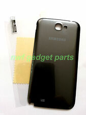 OEM Samsung Galaxy Note 2 II N7100,i605,L900,Battery Back Cover + S/P GRAY~US FL
