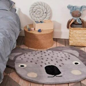 Koala Large Children Kids Animal Play Mat Rug Soft Cute Mat for Nursery Crawling