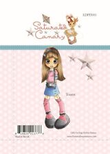 TOURIST - Clear Stamp - Saturated Canary - Little Darlings