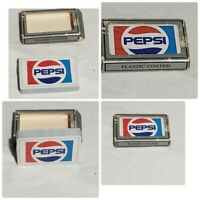Vintage Pepsi Playing Cards Poker Soda Retro Pepsi Cola Factory Sealed.