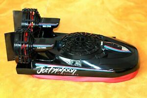 VERY RARE 1989 BRAND NEW TAIYO REMOTE CONTROLLED MINI TYPHOON HOVERCRAFT 9.6V TU