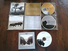 U2 - The Best of 1980-1990 & 1990-2000 + B-Sides 4x CD e 1 Dvd Ottimi