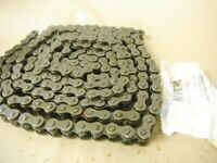 "DIAMOND CHAIN CO 50LG RIV POWER CURVE ROLLER CHAIN 10 FT CHAIN #50 5/8"" PITCH"