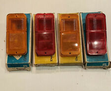 NOS 1968-1972 Chevy Blazer Van Pickup Truck Side Marker Lamp Set Of 4 GMC Light