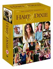 Hart Of Dixie Complete Series Seasons 1 2 3 & 4 1-4 DVD Box Set Region 2 New