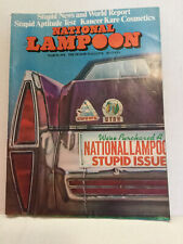 National Lampoon Vintage Magazine March 1974