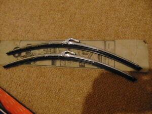 VAUXHALL VICTOR FE VX 4/90 DATSUN 240Z/260Z FERRARI DINO Stainless Wiper Blades