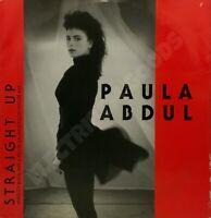 "PAULA ABDUL STRAIGHT UP MARLEY MARL & KEVIN SAUNDERSON HOUSE MIXES 12"" VINYL 89"