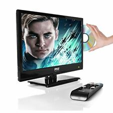 Pyle 15.6 inch Full HD 1080p Support TV DVD Hi-Res Display Screen