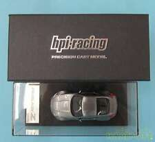 Hpi Japan 1/43 Minicar 4944258084305 Nissan Fairlady Z Blade Silver Scale Car