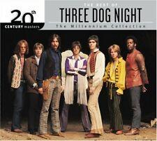 THREE DOG NIGHT: 20TH CENTURY MASTERS: MILLENNIUM COLLECTION  [CD]
