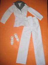 Ancienne Barbie vêtements/Super Size vêtements/Nº 2342/70er Ans avec chaussures