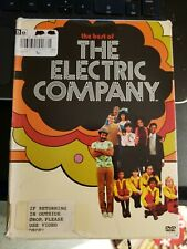 The Best of THE ELECTRIC COMPANY (4-Disc DVD Set) Volume 1