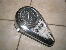 VN 800 B Classic Tacho 40291 KM chrom Instrumente Cockpit Armaturen speedo meter