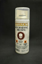 Mournfang Brown Citadel Paint Spray Can Games Workshop New OOP Discontinued