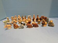 Wade Figurines, Whimsies, from red rose tea, lot of 37, Great Lot !