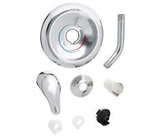 New Moen TL182NH Single Handle PosiTemp Pressure Balanced Shower Trim Kit Chrome