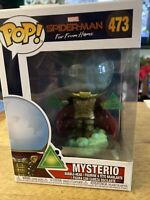Funko Pop! Marvel # 473 Mysterio from Spider-Man Far From Home
