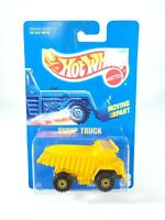 Hot Wheels - Blue Card - #38 Dump Truck - NEW NOC with Protecto Pak