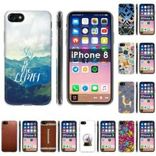 Thin Gel Design Protective Phone Case Cover for Apple iPhone8,8s,7,7s,Sky Print