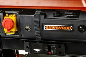 Sherwood 13in Deluxe Thicknesser