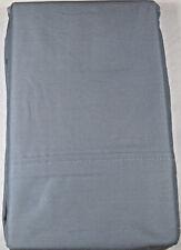 Ralph Lauren Dunham Sateen King Pillowcases 2 Pi-300 CT. Blue Mist  -MSRP$50