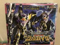 Bandai Power Rangers Magiranger DX WOLF KING Wolkaiser Megazord