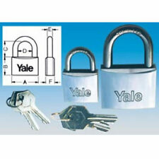 LUCCHETTO YALE ARCO 40