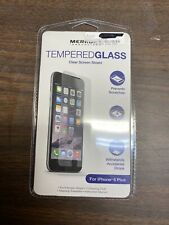 PREMIUM MERKURY TEMPERED GLASS CLEAR SCREEN SHIELD FOR IPHONE 6 Plus