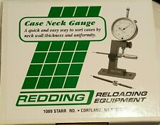 26400 REDDING CASE NECK GAUGE - BRAND NEW - FREE SHIPPING