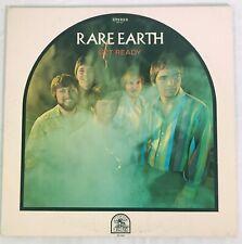 Rare Earth Get Ready- RS 507 Hollywood Press G Rock Vinyl Record LP