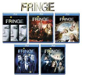 Fringe - Serie completa (20 Blu-ray) Cofanetti singoli, Edizione Italiana