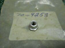 BSA,Triumph, 70-9253 Lock Nut Throttle Rod Triple NOS