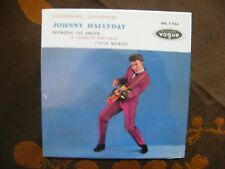 CD EP Single JOHNNY HALLYDAY - Souvenirs , Souvenirs / Vogue EPL 7 755  NEUF