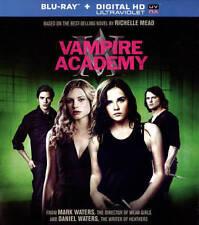 Vampire Academy [Blu-ray + Digital HD]