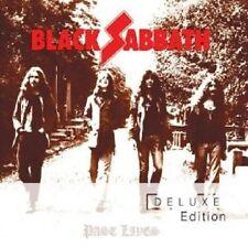 BLACK Sabbath-Past Lives Deluxe Edition 2 CD NUOVO