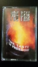"""PRO-PAIN """"Foul Taste of Freedom"""" Cassette"""