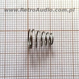 Conical spring  8,4 x 10,2 x 0,5 mm - RetroAudio