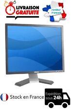 ECRAN PLAT MONITEUR  PC ORDINATEUR TFT LCD 17 POUCES DELL ETAT NEUF