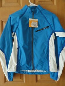 Women's Cannondale Morphis Jacket /Vest Convertible S Small Cycling Blue New